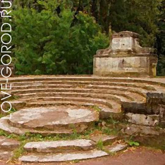 Каменный амфитеатр