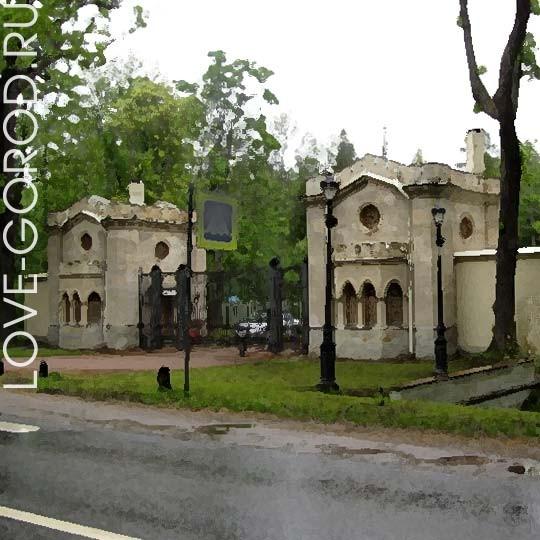 title=Красносельские (Слоновые) ворота