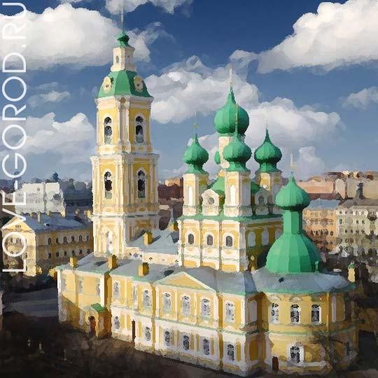 title=Церковь Благовещения Пресвятой Богородицы