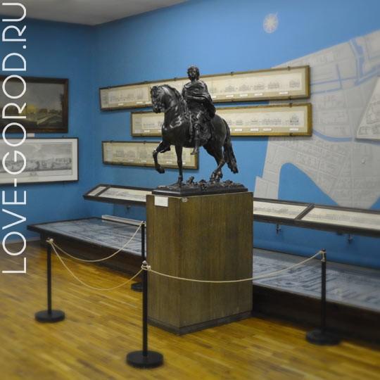 Музей истории Петербурга (Петропавловская крепость)