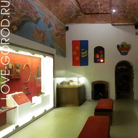 Выставка археологии в «Панцерлаксе»