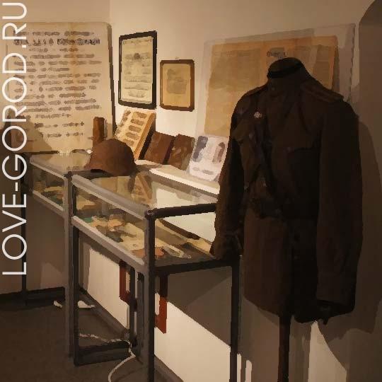 Выставка «Карельский перешеек. Война 1939-1944 годов»